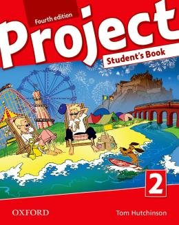 Project 2 - Students Book - 4th Ed