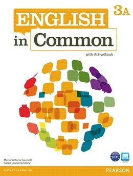English In Common 3A - Student Book With Workbook And Activebook