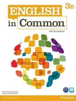 English In Common 3B - Student Book With Workbook And Activebook