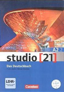 Studio 21 A2.2 - Grundstufe A2: Teilband 2 - Das Deutschbuch (Kurs- und Übungsbuch mit DVD-ROM)