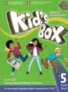 Kids Box 5 PB Updated 2ed