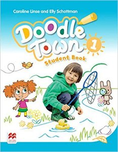 Doodle Town Student'S Book Pack-(1)