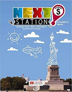 Next Station Starter – Student's Book + Workbook + CLIL