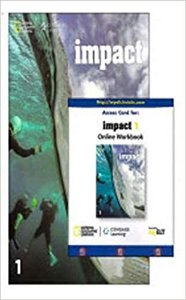 Impact - Ame - 1 - Student Book With Online Workbook