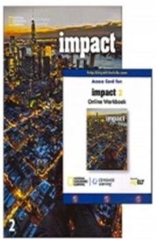 Impact - Ame - 2 - Student Book With Online Workbook