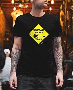 Camiseta Guitar Player Zone