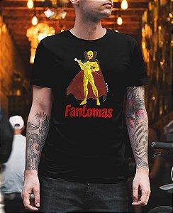 Camiseta Fantomas