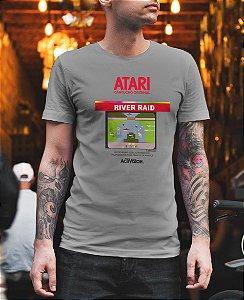 Camiseta Games Retrô River Raid