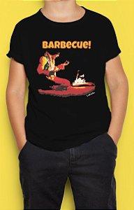 Camiseta Infantil Hendrix Barbecue