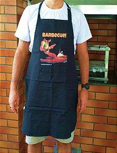 Avental Churrasco Hendrix Barbecue