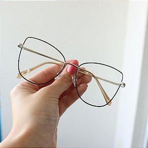 Armação de Óculos de Grau Liberia Seja Cereja