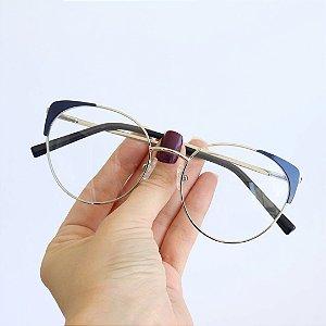 Armação de Óculos de Grau Bienna Seja Cereja