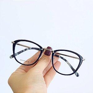 Armação de Óculos de Grau Serena Seja Cereja