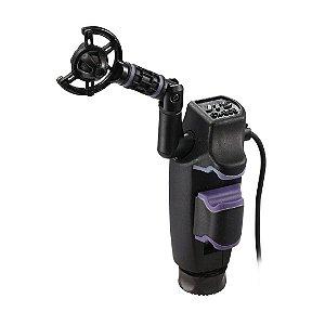 Microfone condensador para bateria com clamp - CX-505