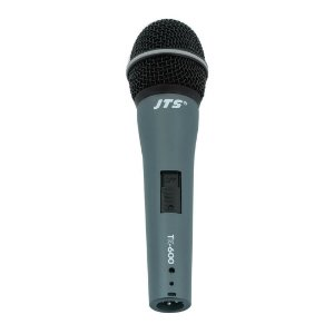 Microfone dinâmico para voz principal e Backing Vocal- Tk-600