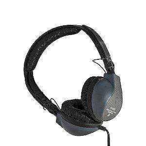 Fone de ouvido para DJ - Azul - HP-525SB