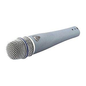Microfone Condensador para voz principal e backing vocal -  Série TX - NX-7