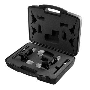 Kit de Microfones para percussão com 7 microfones - Série TX - TXB-7M