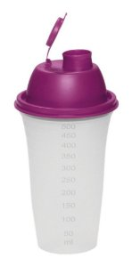 Tupperware Quick Shake Purpura 500 ml