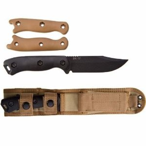 Faca Kabar BK17 Short Becker Clip Point Ka-bar Talas