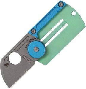 Canivete Spyderco Dog Tag Slip-Joint Folder  C188ALTIP