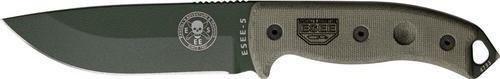 Faca de Sobrevivencia e Bushcraft  Esee 5 ESEE Knives
