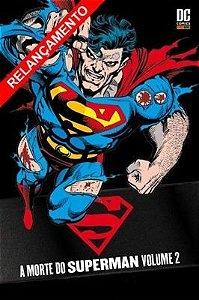A MORTE DO SUPERMAN, VOL. 2