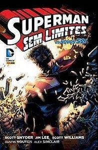 SUPERMAN - SEM LIMITES