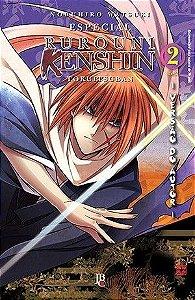 Especial Rurouni Kenshin – Versão do Autor #02