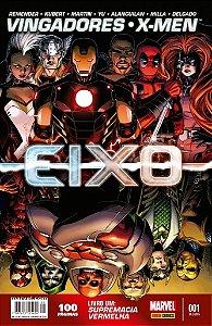 Vingadores & X-Men: Eixo 1