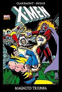 X-MEN - MAGNETO TRIUNFA