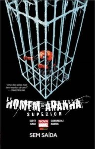 HOMEM-ARANHA SUPERIOR - SEM SAIDA