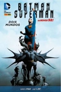 BATMAN SUPERMAN - DOIS MUNDOS VOL. 1