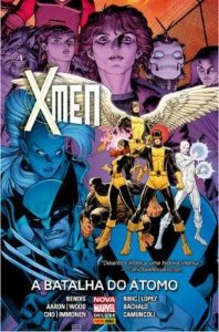 X-MEN - A BATALHA DO ATOMO