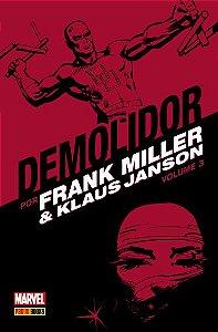 DEMOLIDOR 3 - FRANK MILLER