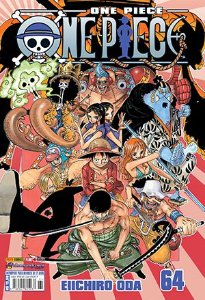 ONE PIECE - ED. 64