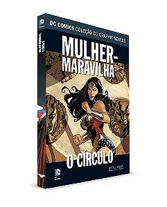 Mulher Maravilha O Círculo - Edição 17