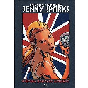 Jenny Sparks -  A história secreta de Authority