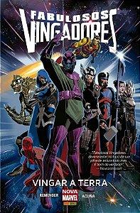 Fabulosos Vingadores -  Vingar a terra