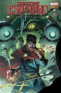 Dr. Estranho - 4 I Os últimos dias da mágia
