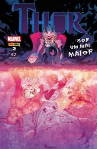 Thor - 2 I Sob um mal maior