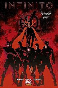 Novos Vingadores: Infinito
