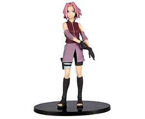Naruto Shippuden Figuras de Coleção - Ed.04 I Sakura Haruno