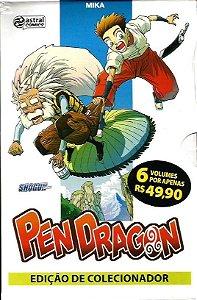 Pen Dragon Edição De Colecionador