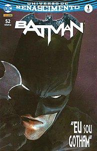 Universo DC Renascimento I Batman - 1