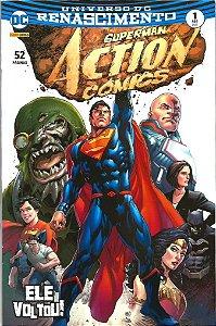 Universo DC Renascimento I Superman Action Comics -1