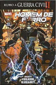 Homem de ferro - 5 I Rumo a guerra civil