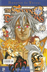 THE SEVEN DEADLY SINS - 23