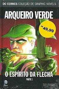 ARQUEIRO VERDE - O ESPIRITO DA FLEXA