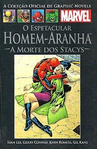 O Espetacular Homem-Aranha - Edição 89 -  A MORTE DOS STANCYS
